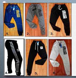 Buzo Adidas Joggers Pitillo Pantalones De Hombre Algodón 6