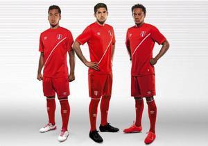 Camiseta Umbro Seleccion Peru Original  Xl 60%dsct