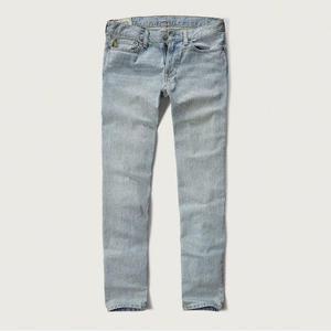Jeans Ajustado Abercrombie And Fitch Elastizado Talla 32