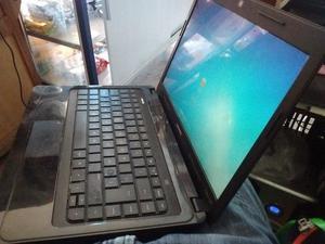Laptop hp compaq presario CQ43