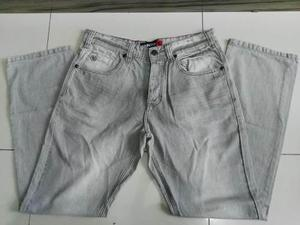 Pantalón Jean Huntington Mossimo Machine Liquidación