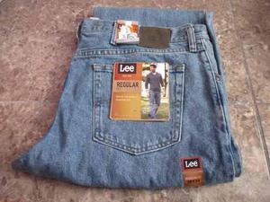 Pantalón Jean Para Hombre Marca Lee Talla 38 Importado