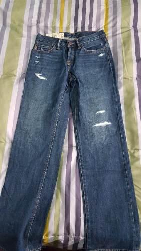 Pantalon Abercrombie And Fitch 28x30, Importado Japan,hombre