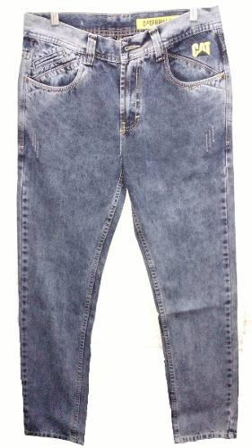 Pantalon Jean Caterpillar Talla 32. Semi-pitillo. Focalizado