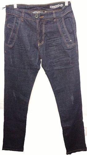 Pantalon Jean Volcom Talla 32. Pitillo Strech. Focalizado.