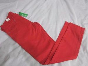 Pantalon Marca Benetton Talla 32 X 32 Nuevo Con Etiquetas