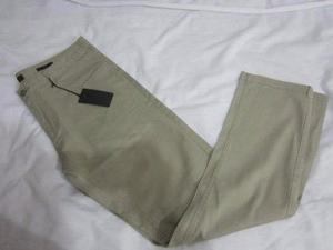 Pantalon Marquis Talla 36 X 32 Slim Fit Nuevo Con Etiquetas