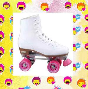 Patines Roller Chicago 4ruedas Soy Luna Tallas33 39 4041