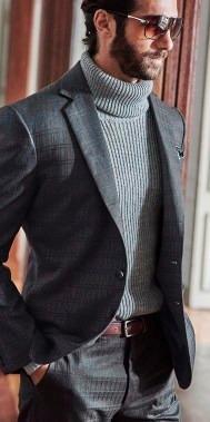 Terno Barrington Para Caballeros Y Pantalones De Vestir