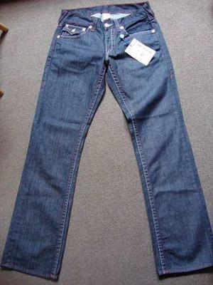 True Religion Jean Original Talla 32 Made In Usa.garantizado