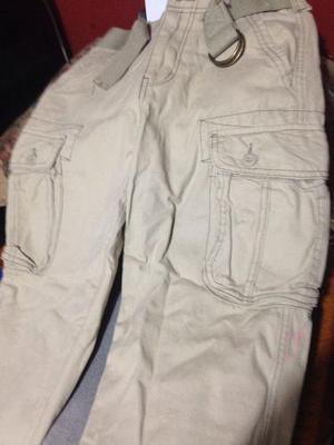 Vendo Pantalón Cargo Nuevo Arizona Para Niño Talla 12 Slim