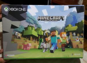 Xbox One S/4k Coleccion Minecraft