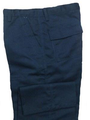 multibolsillo Pantalon Cargo En Drill Sanforizado, Oferta *