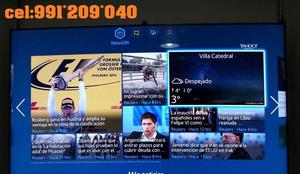 tv samsung smart tv de 55 pulgadas smart tv led 3d. smart