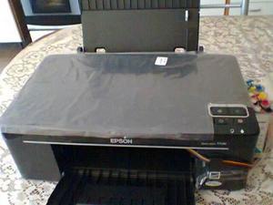 vendo impresora epson tx135 multifuncional con sistema