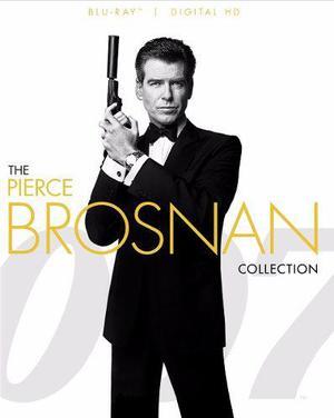 Blu Ray 007: The Pierce Brosnan Colección - Stock - Nuevo