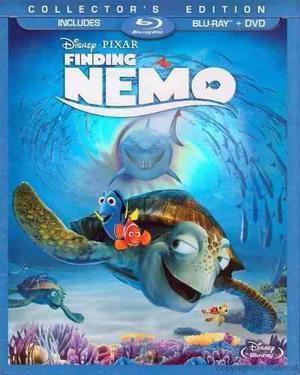 Blu Ray Buscando A Nemo 3d 2d (edicion 3 Discos) Slip Cover