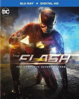 Blu Ray Flash: 2da. Temporada - Stock - Nuevo - Sellado