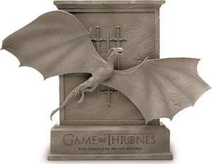 Blu Ray Game Of Thrones: 3ra. Temporada - Edición
