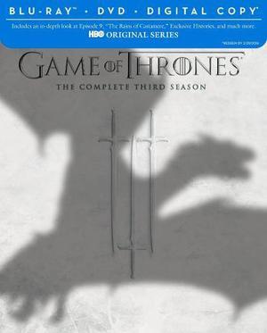 Blu Ray Game Of Thrones: 3ra. Temporada - Stock - Sellado