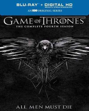 Blu Ray Game Of Thrones: 4ta. Temporada - Stock - Sellado
