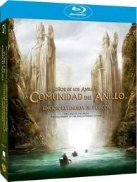 Blu Ray La Comunidad De Anillo Edicion Extendida 5 Discos