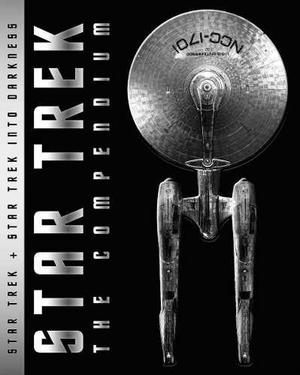 Blu Ray Star Trek The Compendium - Stock - Nuevo - Sellado