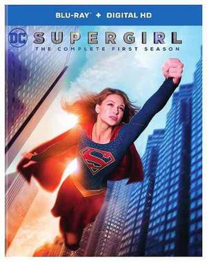 Blu Ray Supergirl: 1ra. Temporada - Stock - Nuevo - Sellado