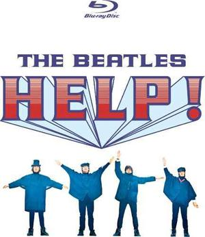 Blu Ray The Beatles Help - Stock - Nuevo - Sellado - U.s.a.