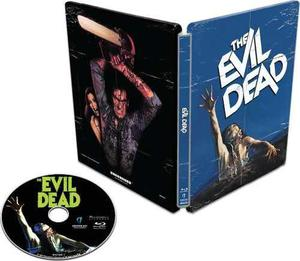 Blu Ray The Evil Dead (Steelbook) Stock - Nuevo - Sellado
