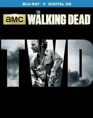 Blu Ray Walking Dead: Sexta Temporada - Stock - Sellado