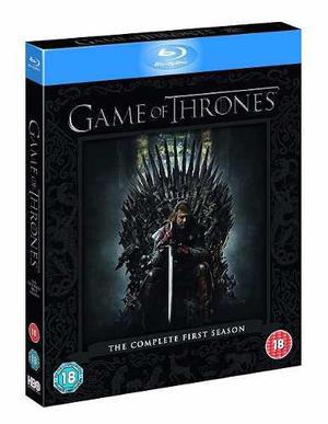 Game Of Thrones 1 / Juego De Tronos Temporada 1 - Bluray !!