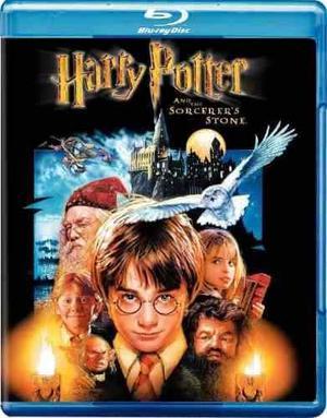 Harry Potter Y La Piedra Filosofal: Bluray Sellado Navidad