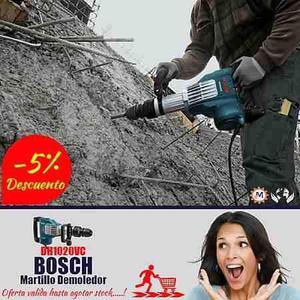 Martillo Demoledor Bosch En Oferta.. Garantizado!