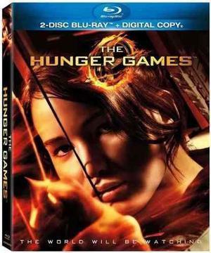 The Hunger Games Los Juegos Del Hambre Blu Ray Amazing