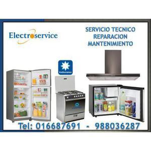 servicio t�cnico mantenimiento 988036287 cocinas INDURAMA