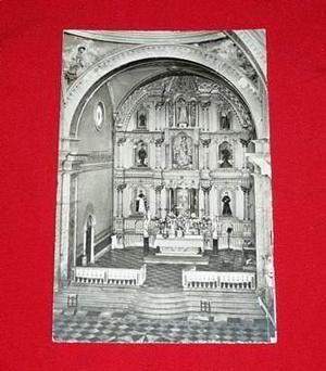 Antigua Postal Convento De Ocopa Concepción Junín Swiss