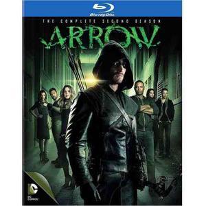 Arrow: La Segunda Temporada Completa [blu-ray] Dc Comics