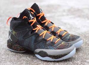Botines Zapatillas Nike Air Jordan Ligero Estabilidad Basket