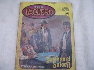 Burun Danga: Antiguo Revista Comic Libro Vaquero 180 Cco