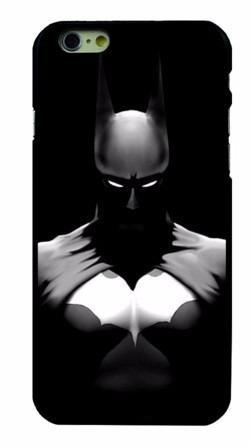 Case Funda Dc Comics - Iphone 6 6s Modelo Batman Perfil