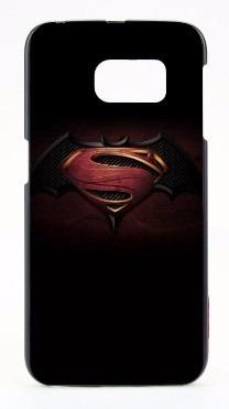 Case Funda Dc Comics - Samsung Galaxy S7 Simbolo Batman Vs S