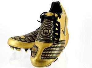 Chimpunes De Futbol Nike Modelo Total90 Talla 9 Us & 27 Ctms