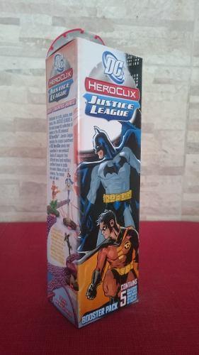 Heroclix Justice League - Liga De La Justicia - Dc Comics