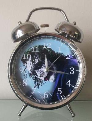 Joker Reloj Despertador Estilo Vintage Comic Joker - Batman