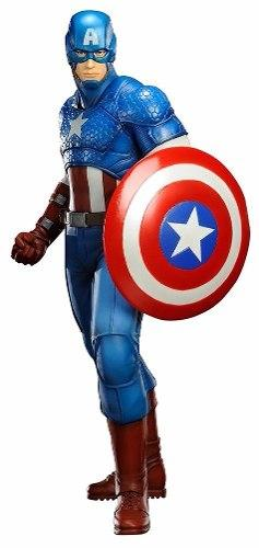 Kotobukiya Marvel Comics Capitan America Avengers Now