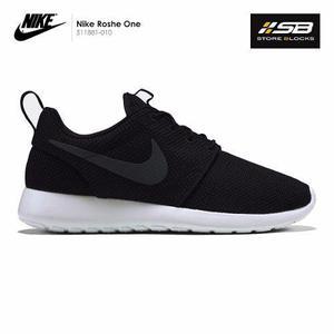 Nike Roshe One - Hombre - Negro - 100% Original En Caja