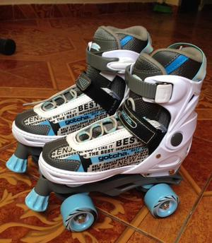 Patines/Roller Skater Gotcha Talla M