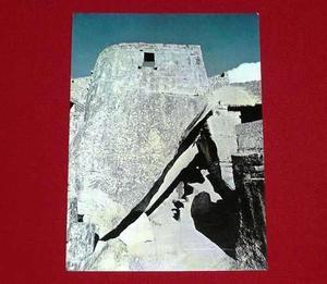 Postal Antigua Machu Picchu 1967 Torreón Y Tumba Swiss Foto