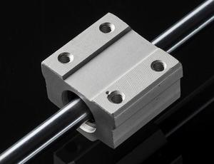 Rodamiento Lineal Con Soporte 8mm Sc8uu Cnc 3d Printer